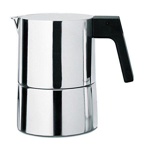 Piero Lissoni Pina Espresso Coffee Maker Size 591 ** Visit the image link more details.