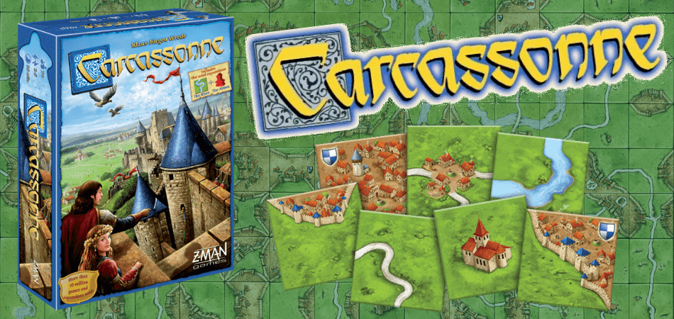 Carcassonne Digital Pc Board Games On Steam Board Games