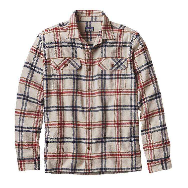 0d3d32e0f27 Patagonia Men s Long-Sleeved Fjord Flannel Shirt