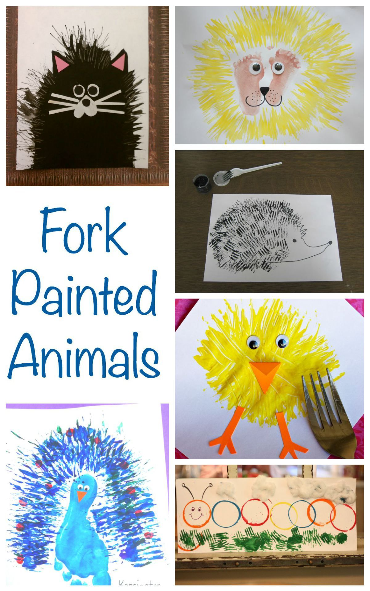 Great Painting Projects For Kids