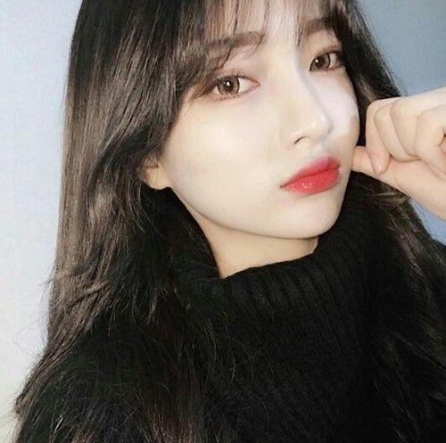 black, girl, and korean image