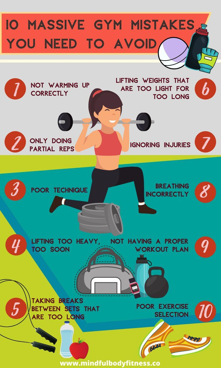 Do You Make Any Of These 10 Massive Gym Mistakes? In this article, we are analyzing 17 of the bigges...