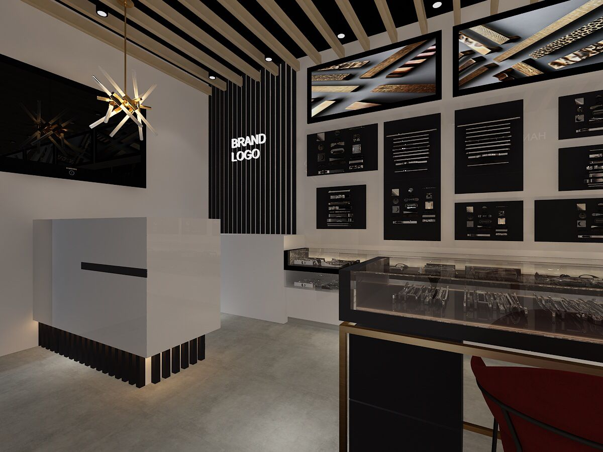Hardware Store In Nepal Modern Interior Design Interior Design