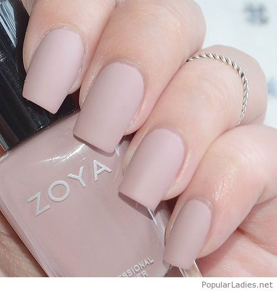 20 Worth Trying Long Stiletto Nails Designs | Nude nails, Nude and ...