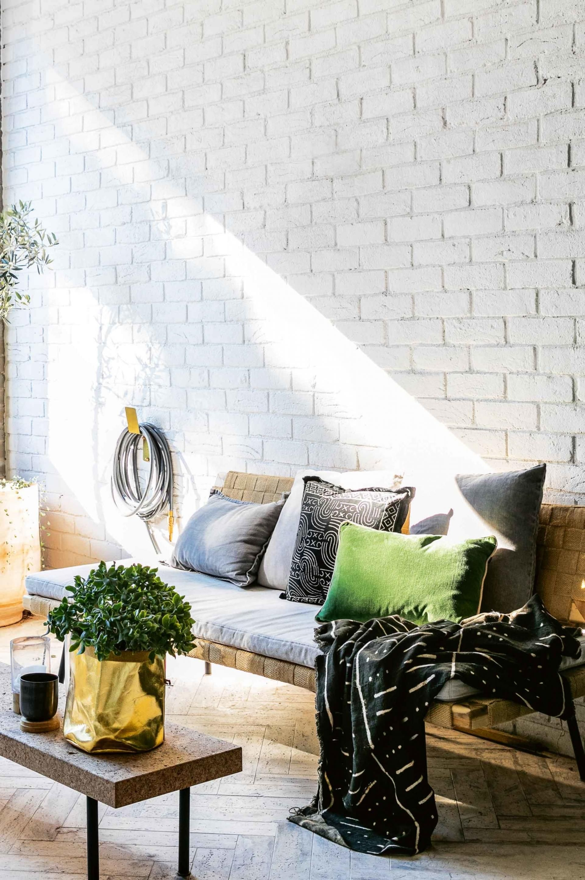 Design ideas to steal from a stylists\' own home. Styling by Jono ...