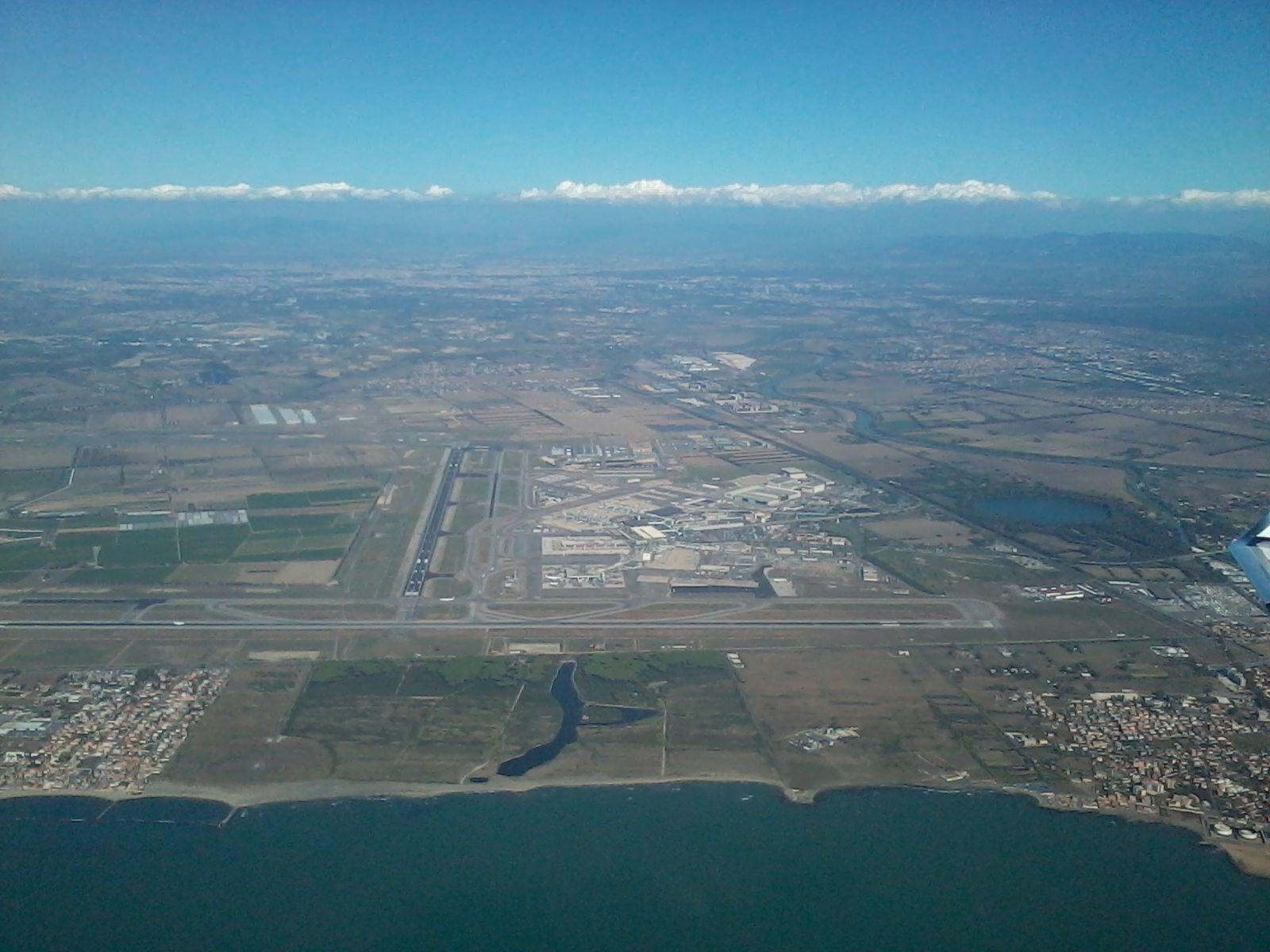 Aeroporto di Fiumicino de Roma