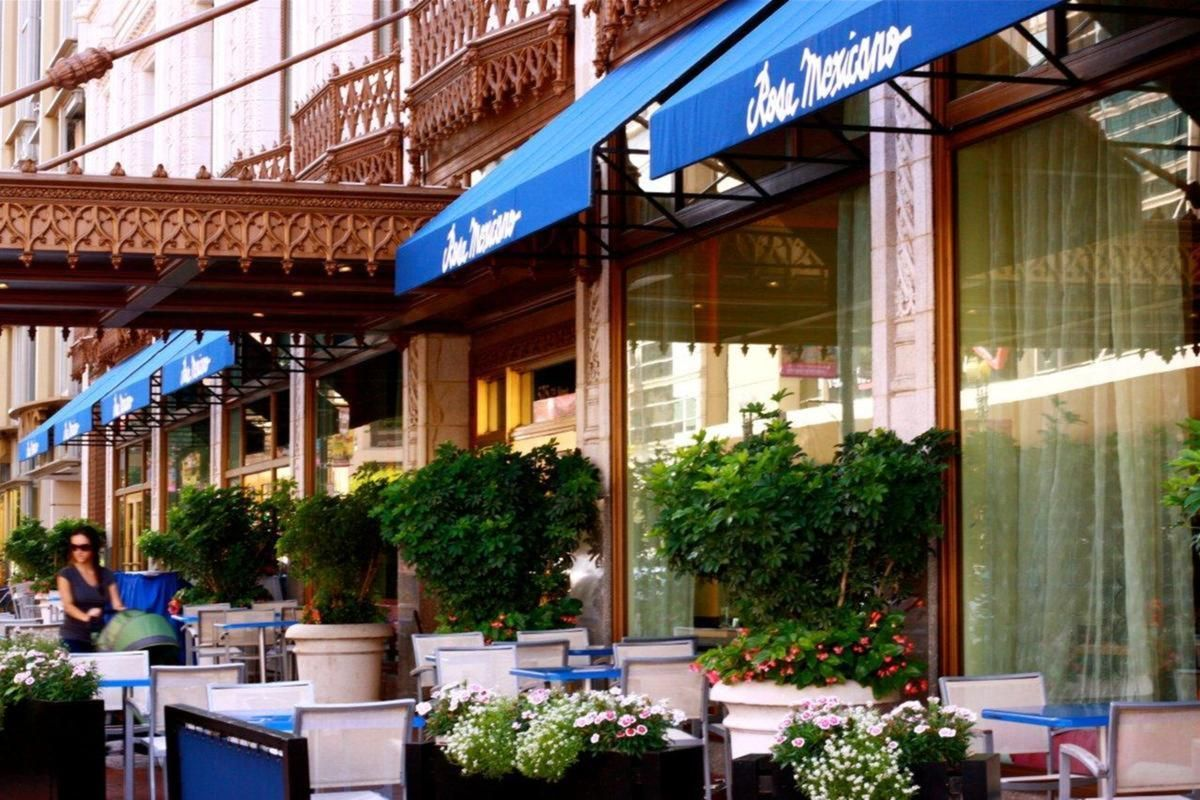Rosa Mexicano | Washington DC | Penn Quarter | Fine Dining Restaurant | Best Mexican Food