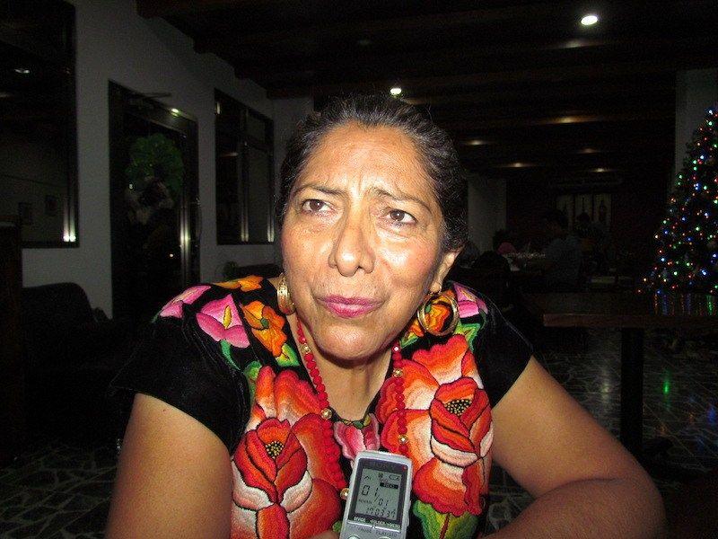 Habrá de manera democrática elecciones en las agencias municipales: Gloria Sánchez.