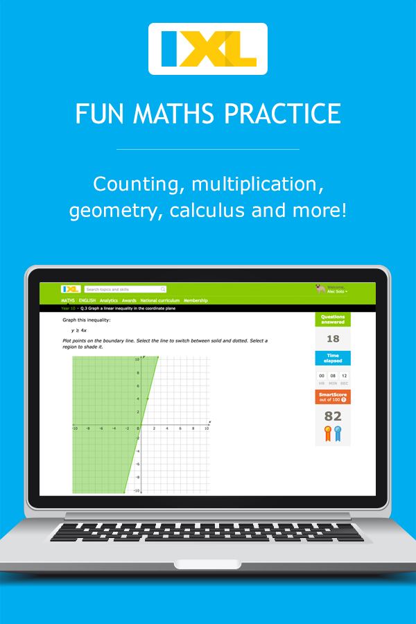 Welcome to IXL\'s year 7 maths page. Practise maths online with ...