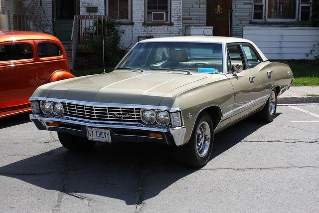 1967 Chevrolet Impala 4 Door Chevrolet Impala 1967 Chevy Impala Chevy Impala
