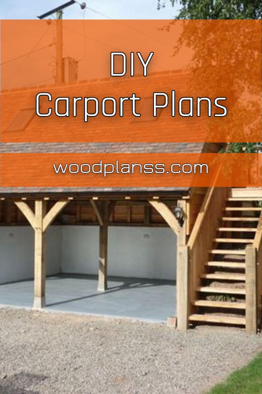 Diy Carport Plans in 2020 Carport plans, Diy carport