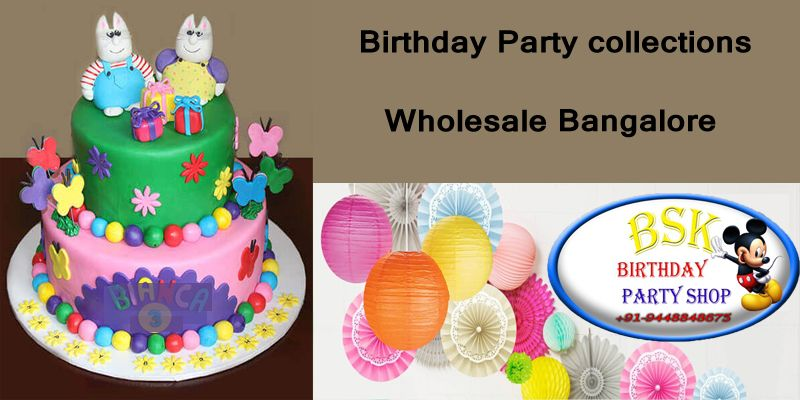 Buy Baby Kids Birthday Party Wholesale Items Online At Bskpartyshop
