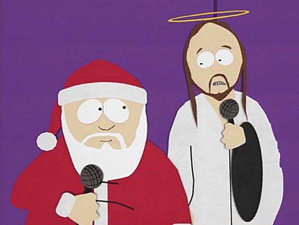 santa claus christmas medley