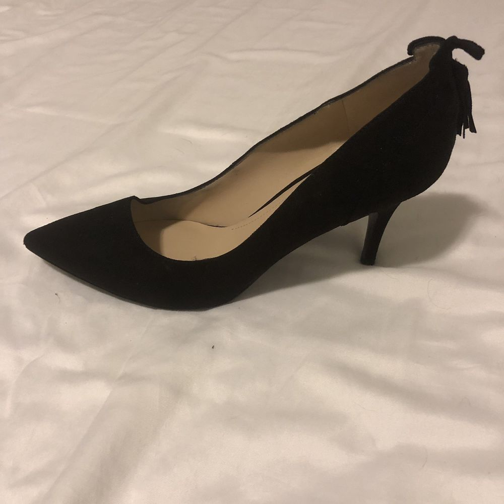 Mark Black Fisher Pumps Size 10 Fashion Clothing Shoes Accessories Womensshoes Heels Ebay Link Heels Women Shoes Kitten Heels