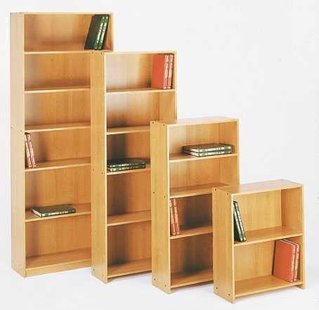 Plano muebles en melamina estante biblioteca proyecto 1 for Bricolaje muebles