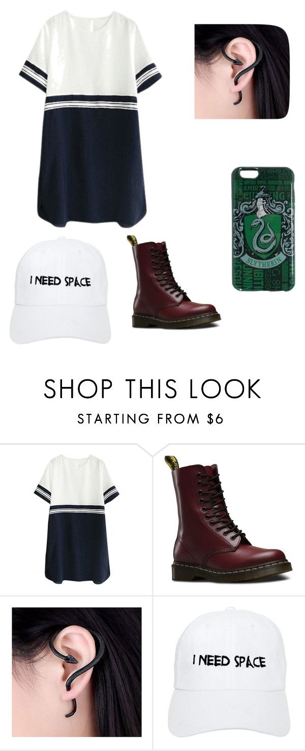 """summer Australia 2k16"" by jamoedwards ❤ liked on Polyvore featuring Dr. Martens and Nasaseasons"
