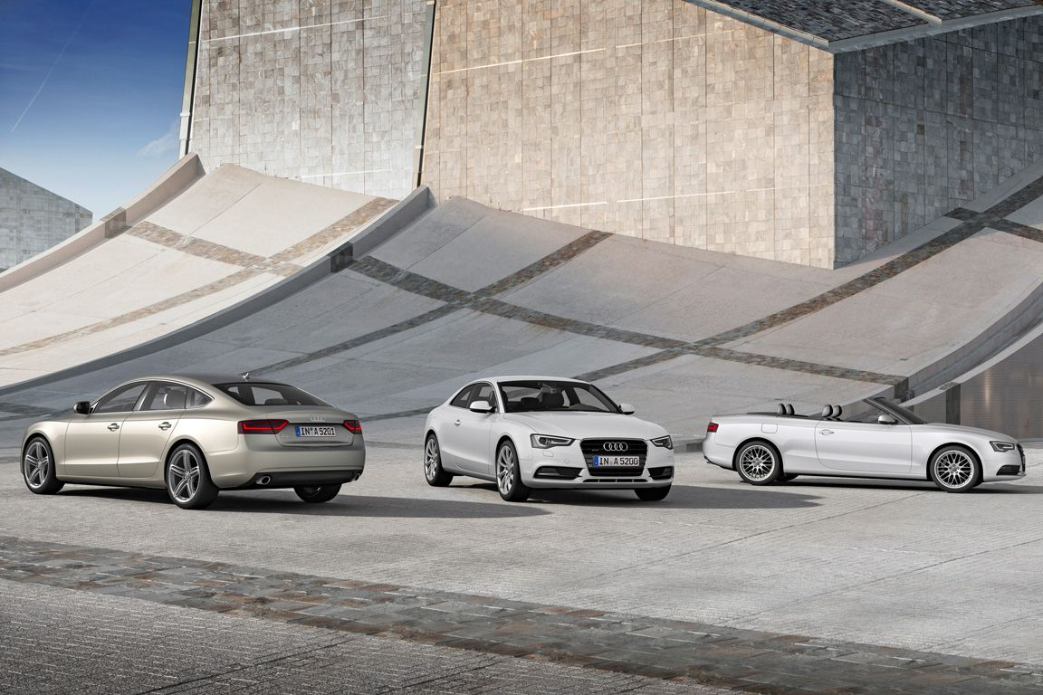 Audi a5 reviews prices ratings with various photos