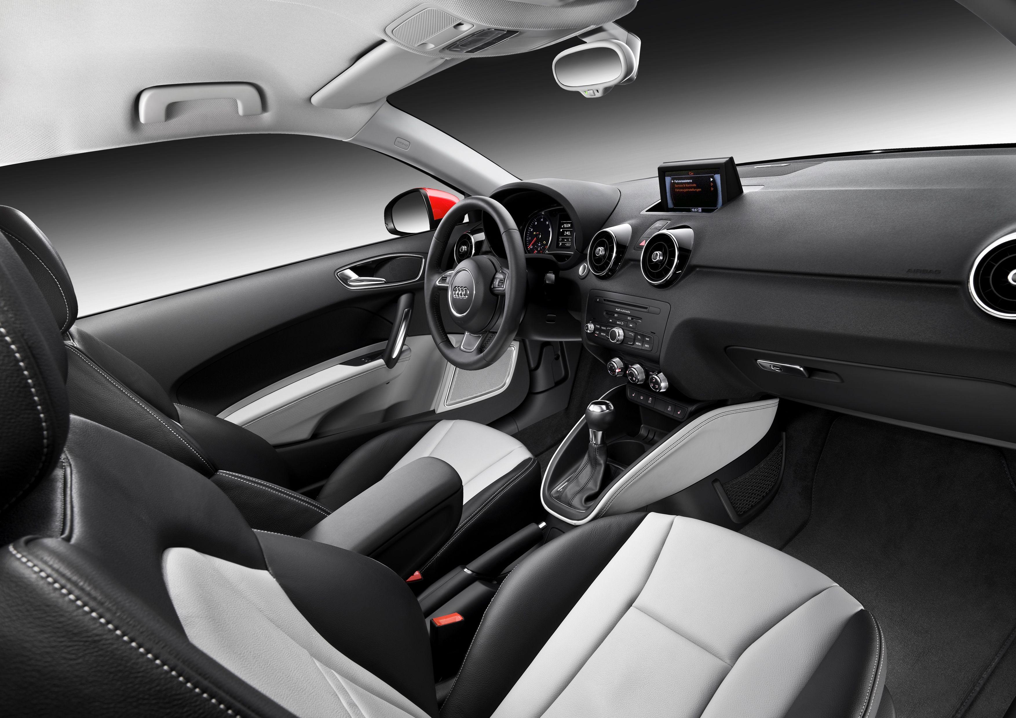 El Diseno Interior Del Audi A1 Caracter Deportivo Y Precision