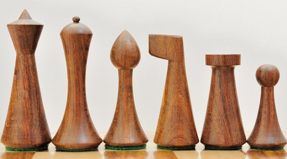 Wooden Weighted Chess Set Shesham Wood Pieces. http://www.chessbazaar.com/chess-pieces/wooden-chess-pieces/wooden-weighted-chess-set-shesham-wood-pieces.html