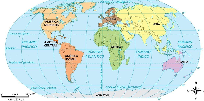 Pin De Roberta Caroline Pereira Em Pintura Imagem Mapa Mundi Mapa Mundi Mapa Geografia