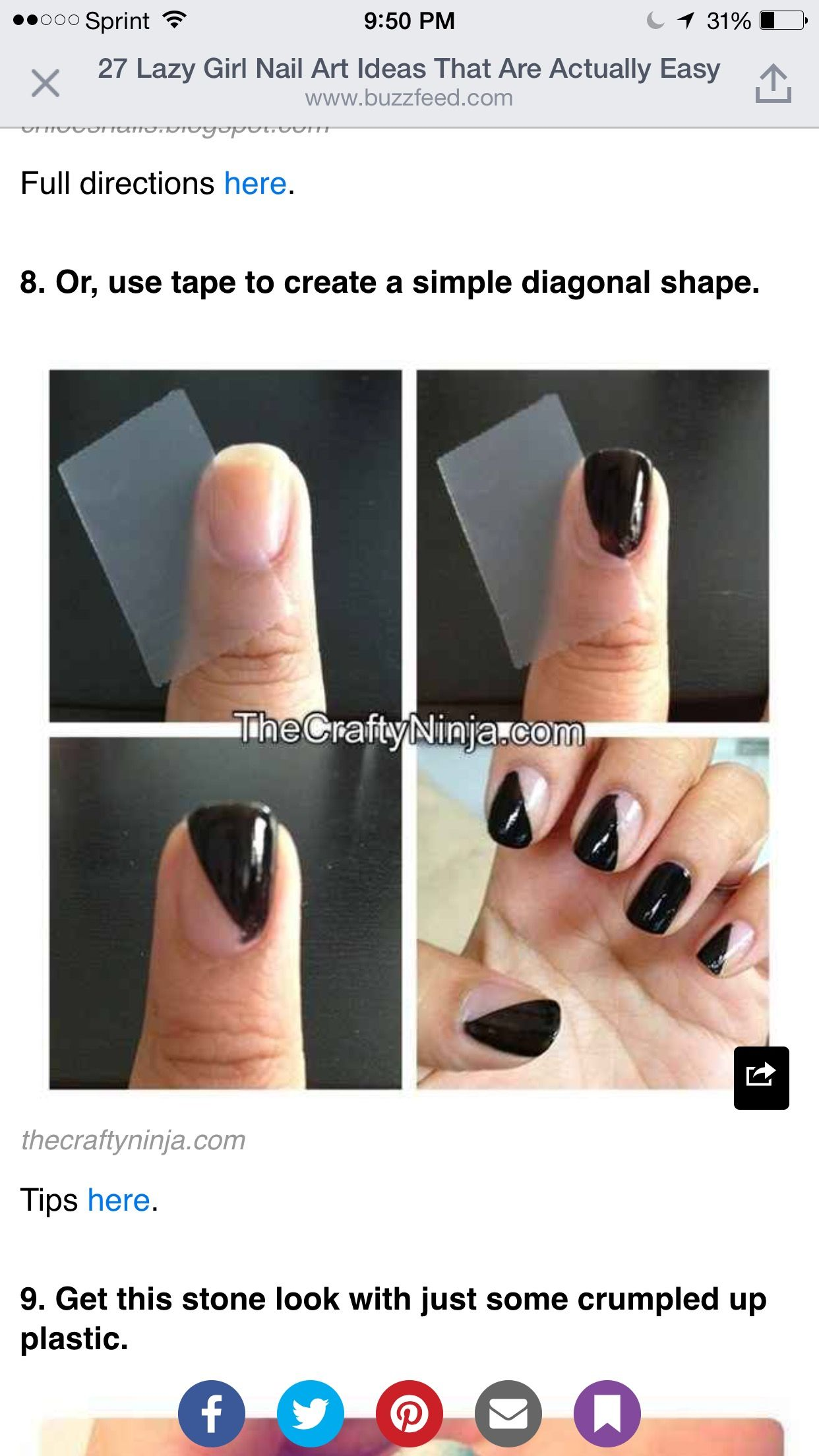 Pin By Tammi Simmons On Nail It Pinterest Makeup