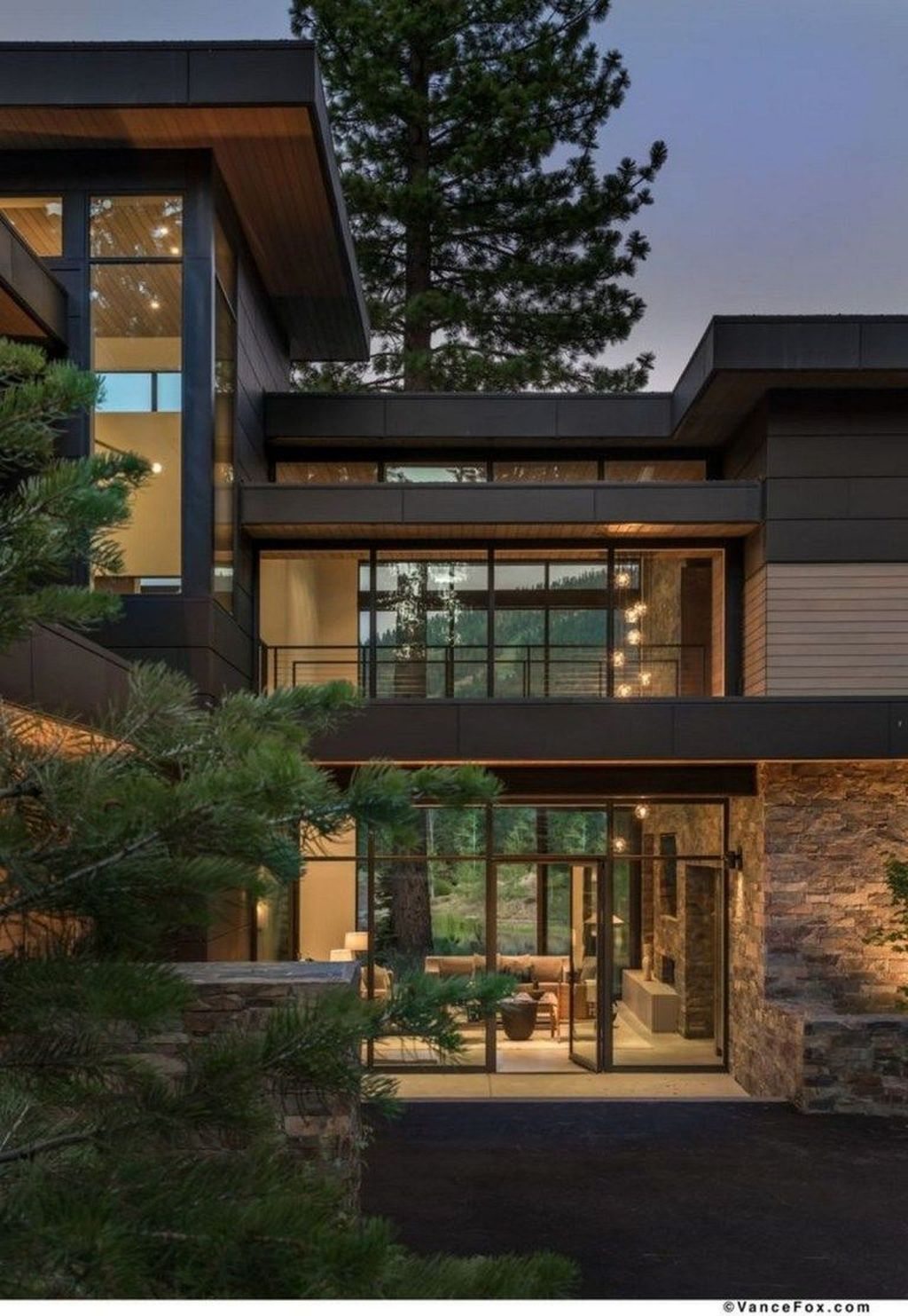 34 Inspiring Wooden House Design Ideas For Interior And Exterior Design Wooden House Design Modern Architecture Building Contemporary House Exterior