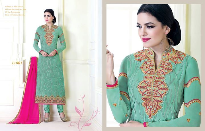 Georgette Suits INR 1995/- or Single and multiple pics ready to ship  Fabrics Top Georgette size upto 48 Bottom / inner santoon Dupata pure najnin . For more details and order ping us on sbtrendz@gmail.com or Whatsapp 91 9495188412; Visit us on http://ift.tt/1pWe0HD or http://ift.tt/1NbeyrT to see more ethnic collections. #Lehenga #Gown #Kurti #SalwarSuit #Saree #ChiffonSaree #salwarkameez #GeorgetteSuit #designergown #CottonSuit #AnarkalaiSuit #BollywoodReplica #SilkSaree #designersarees…