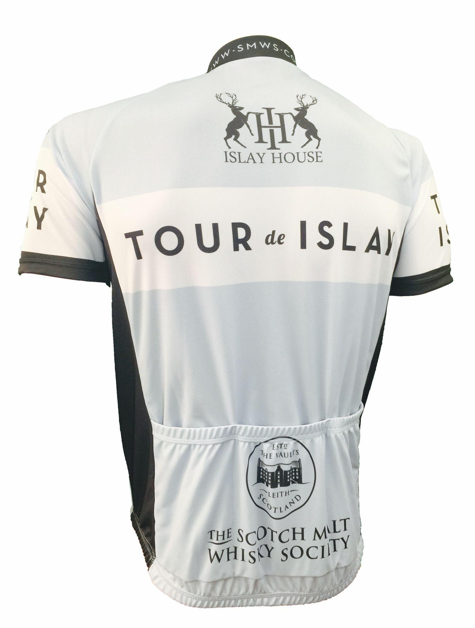 TOUR DE ISLAY CYCLE JERSEY