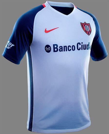 Nike San Lorenzo 2017 Home and Away Kits Released - Footy Headlines ... 8388c21da8c75