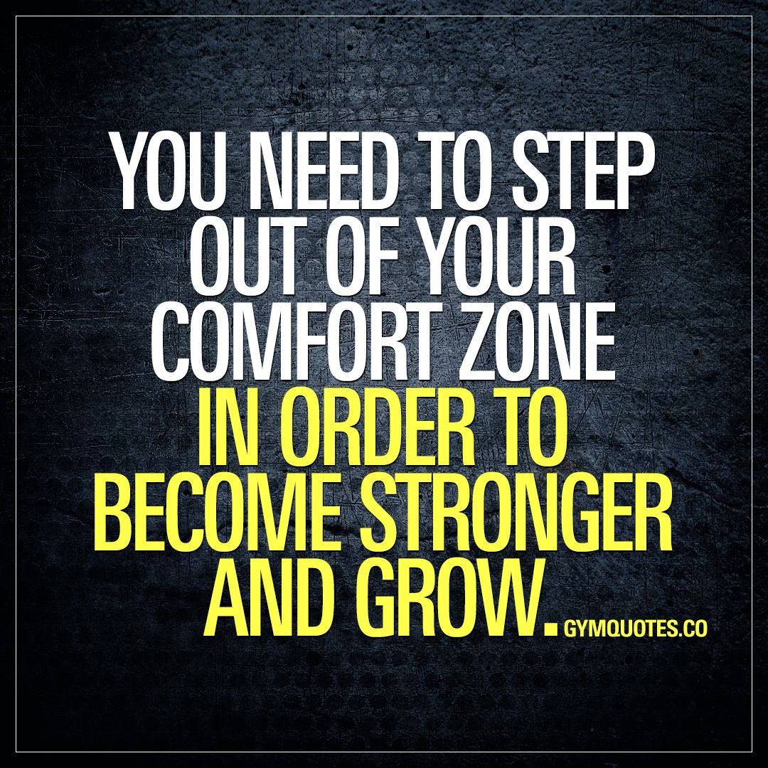 Image Result For Comfort Zone Quotes Fitness Motivation Quotes Success Quotes Comfort Zone Quotes