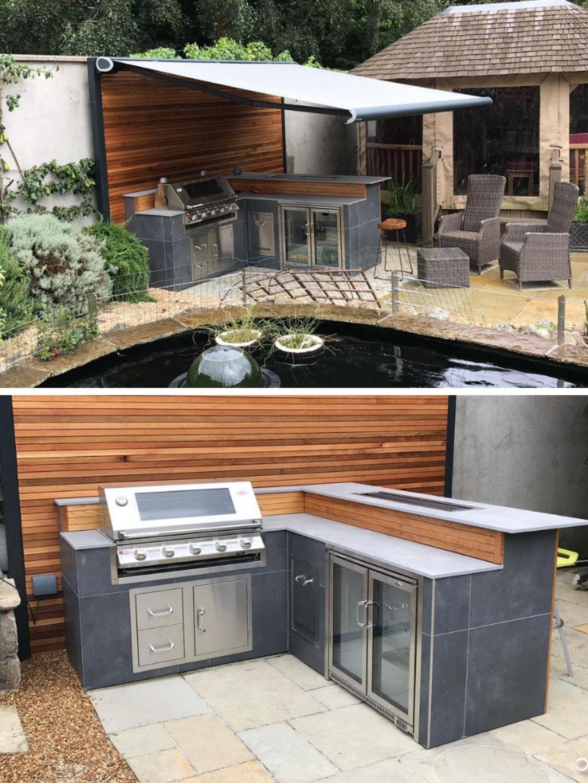 Outdoor Kitchen Dublin   Outdoor kitchen, Outdoor barbeque ...