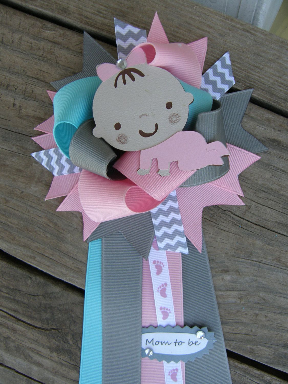 Baby girl baby shower corsagebaby shower pin by bonbow on etsy baby shower in 2019 pinterest - Candy diva futura ...