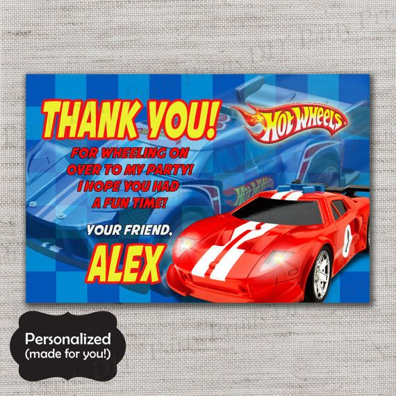 Pin By Mlm Creative Designs On Party Invites Hot Wheels