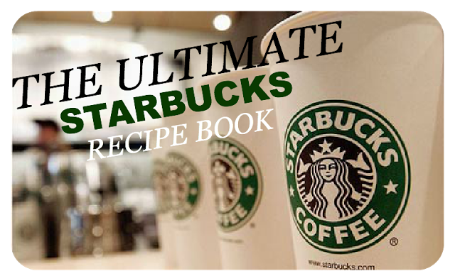 Starbucks Recipe Book!