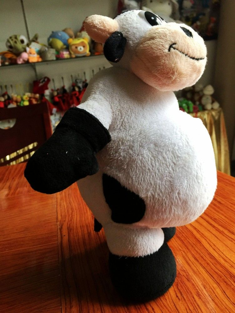 Wholesale Price plush Animal Toy Stuffed Pregnant milch
