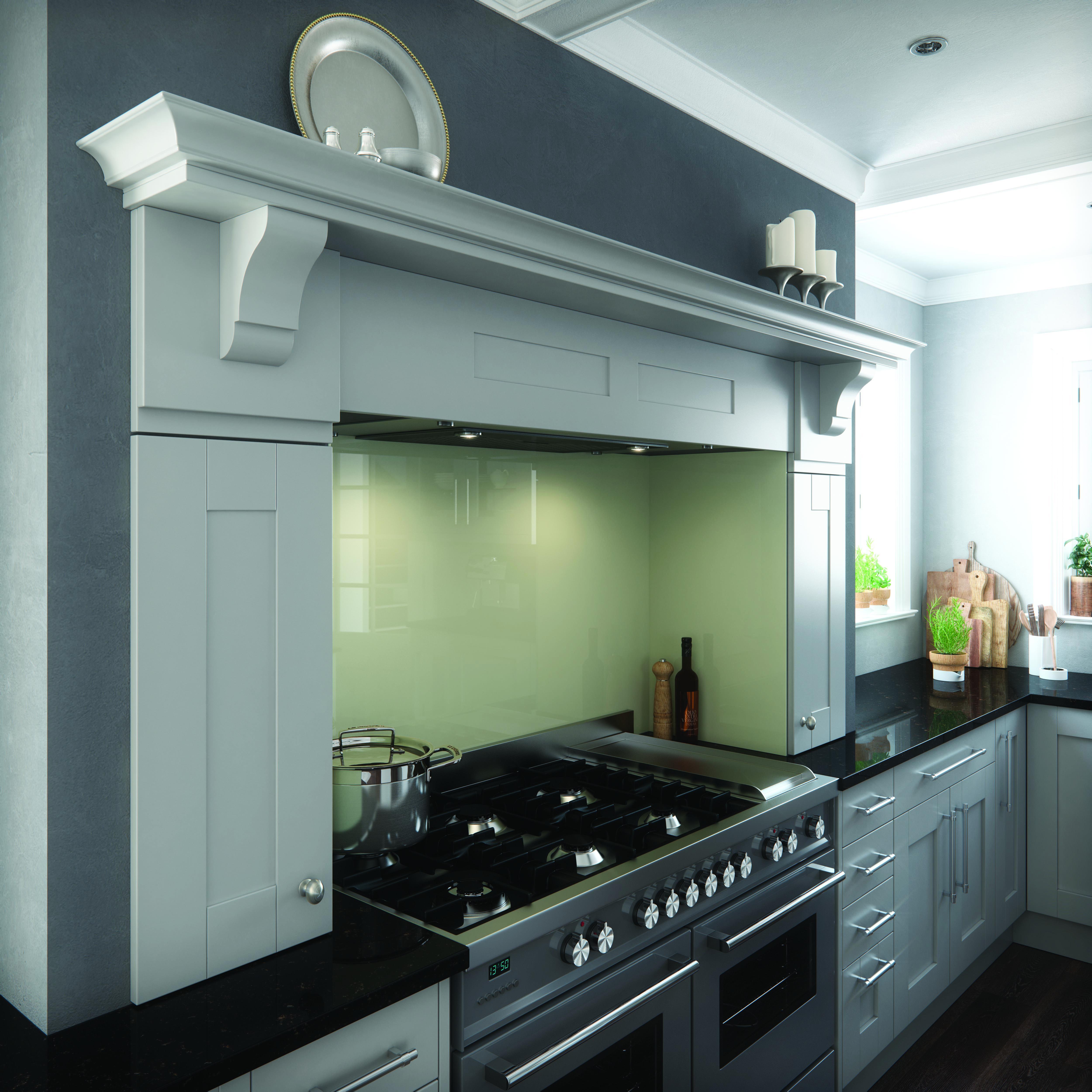 Feature Traditional Mantle | Mereway Kitchens | Pinterest | Mantle ...