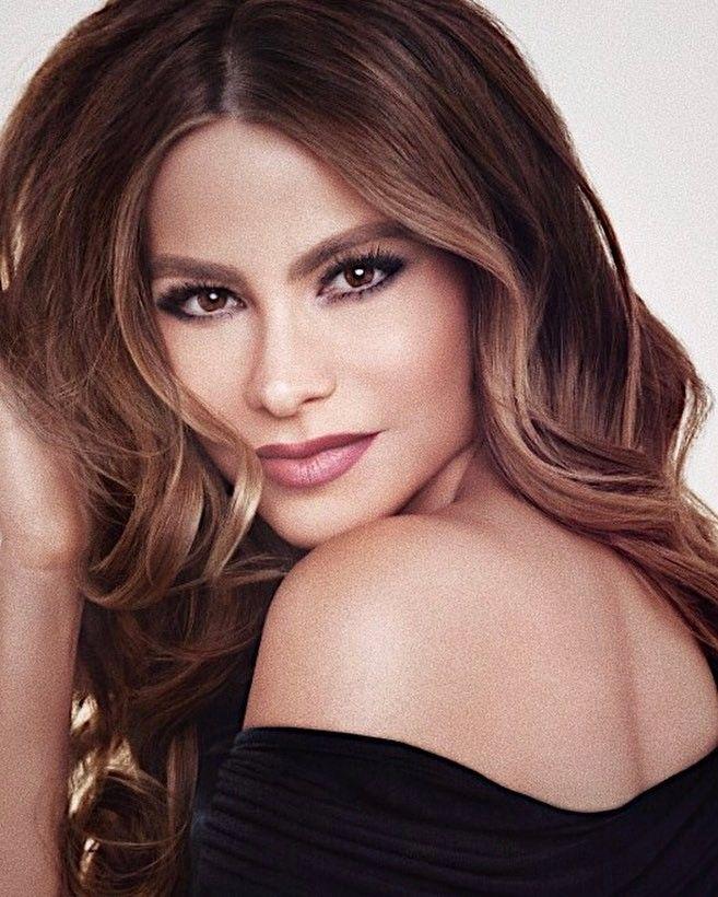 Sofia Vergara Covergirl, Beauty hacks, Hair makeup