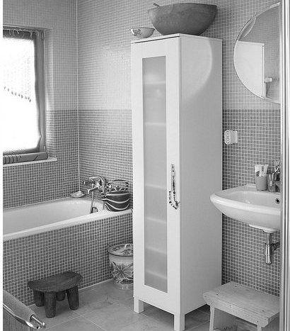 Koko perheen kylpyhuone, IKEA