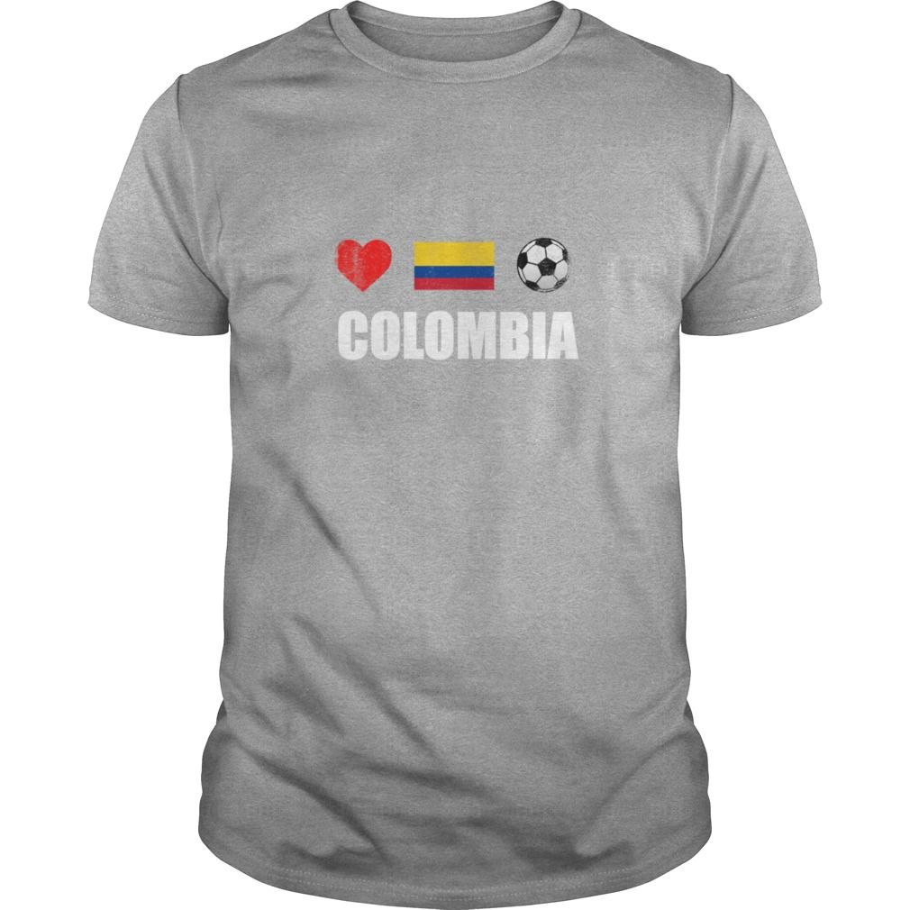 colombia football colombian soccer t shirt mens premium hoodie gift - Soccer T Shirt Design Ideas