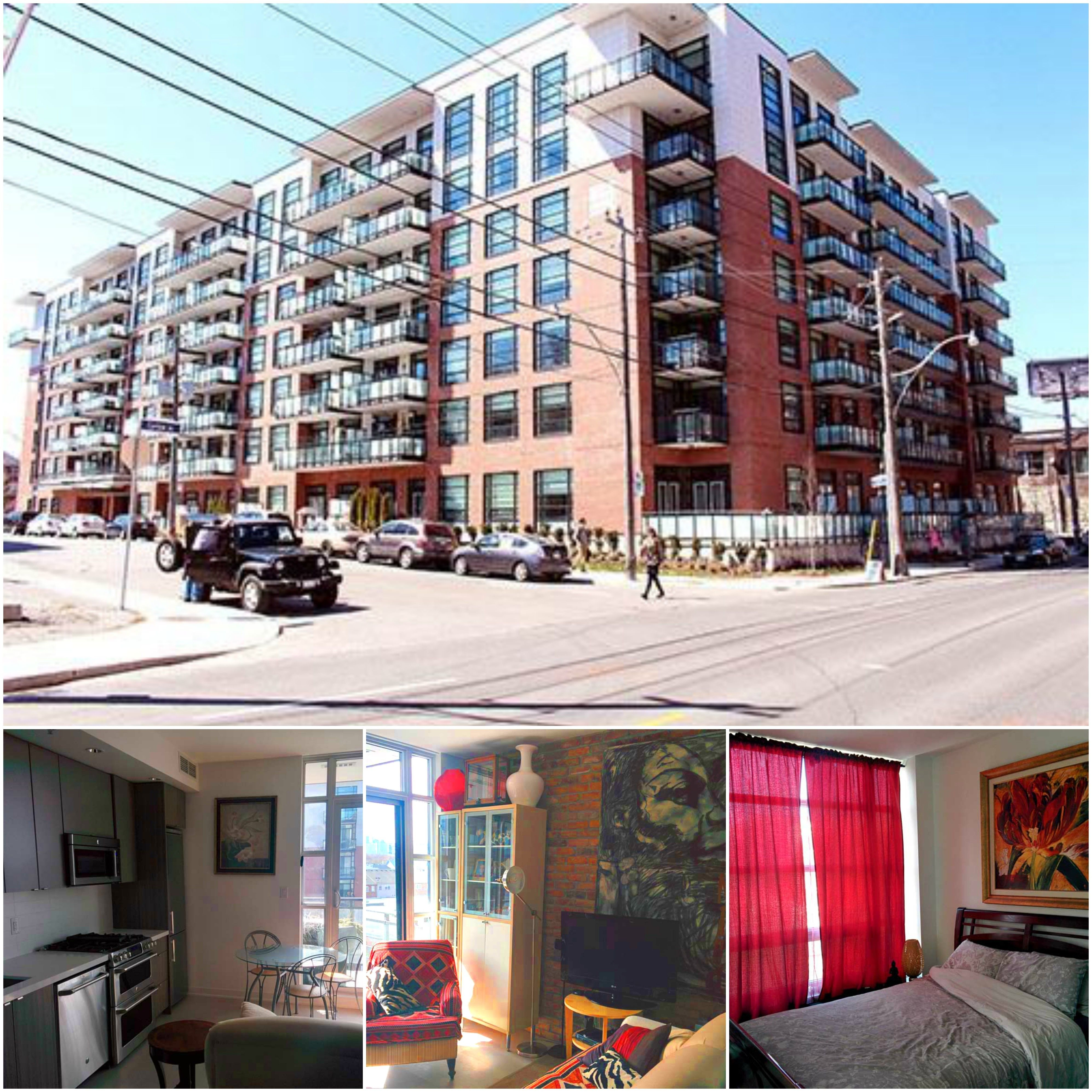 New Listing! Book your showing today! 1 BR 1 WR Condo in