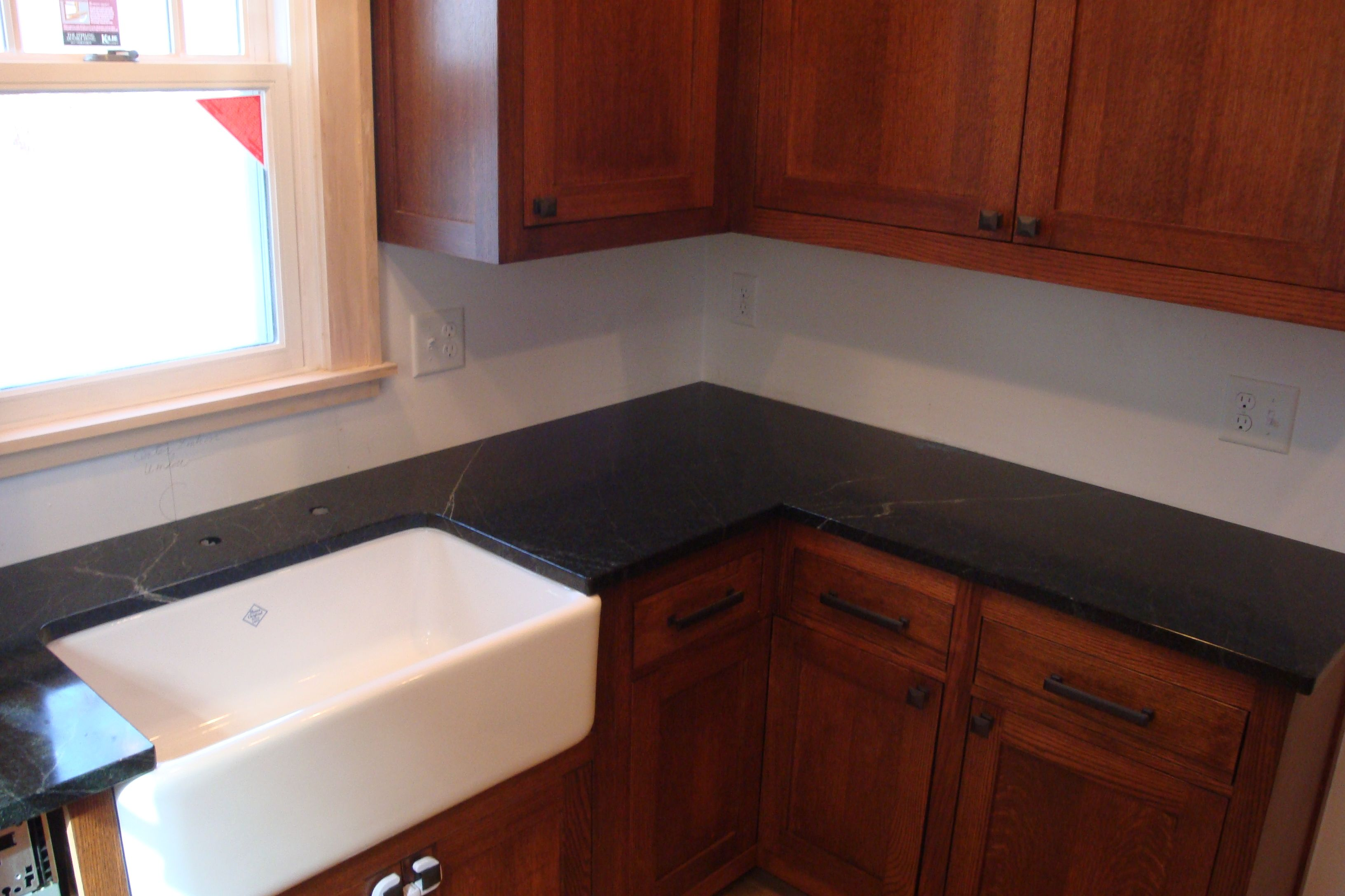 Modern Kitchens With Soapstone Counters Kitchen Countertops Price Of Granite Count Kitchen Countertops Prices Black Kitchen Countertops Countertop Design