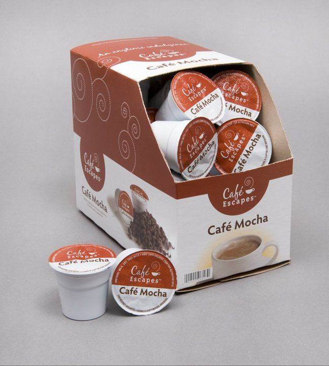 Have you taken a moment with our Cafe Mocha?