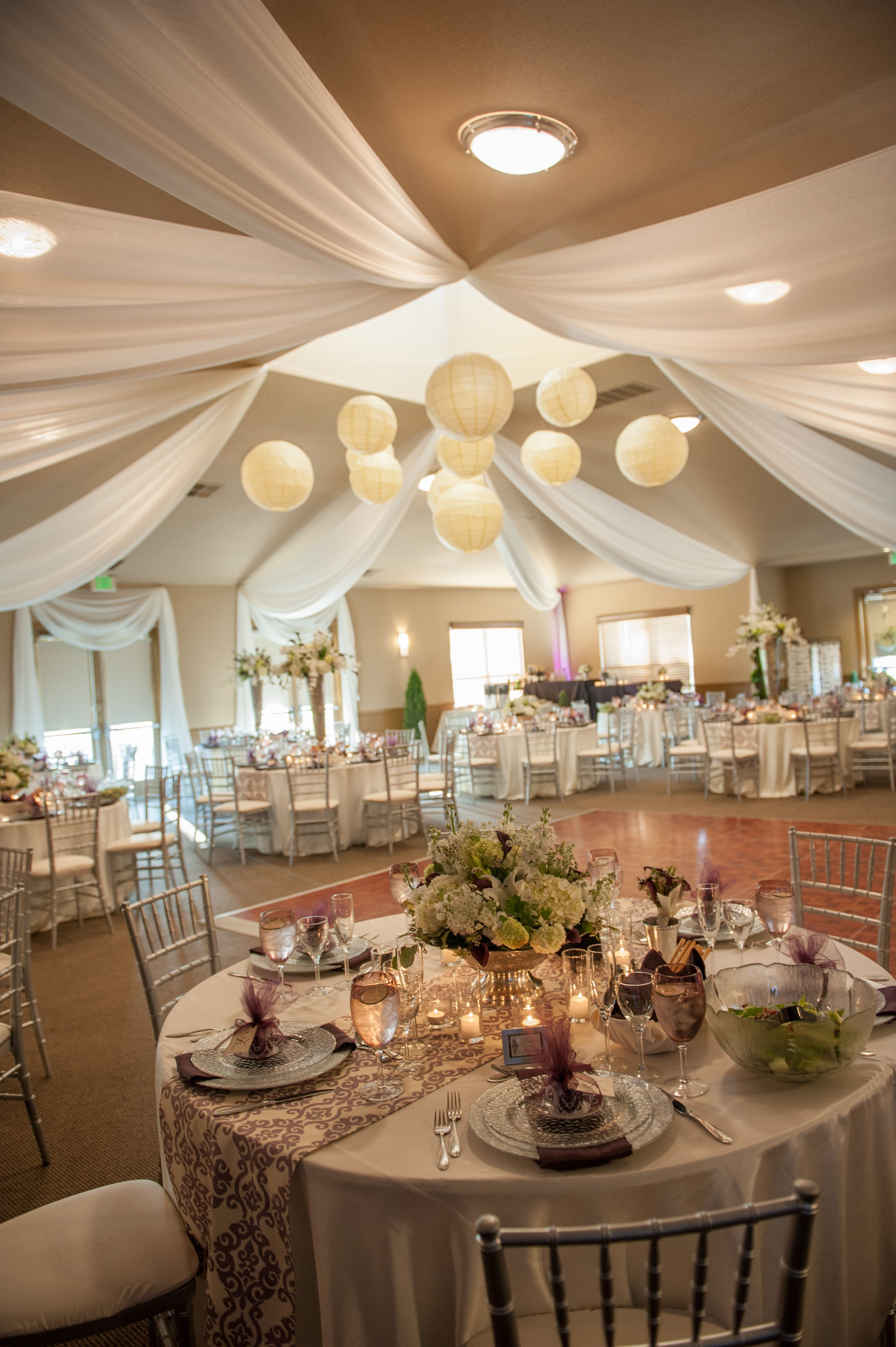 beautiful wedding places in northern california%0A Spanos Reserve  Stockton California Champagne and Plum