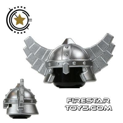 LEGO - Viking Helmet - Silver | Legos: The best toy ever ...