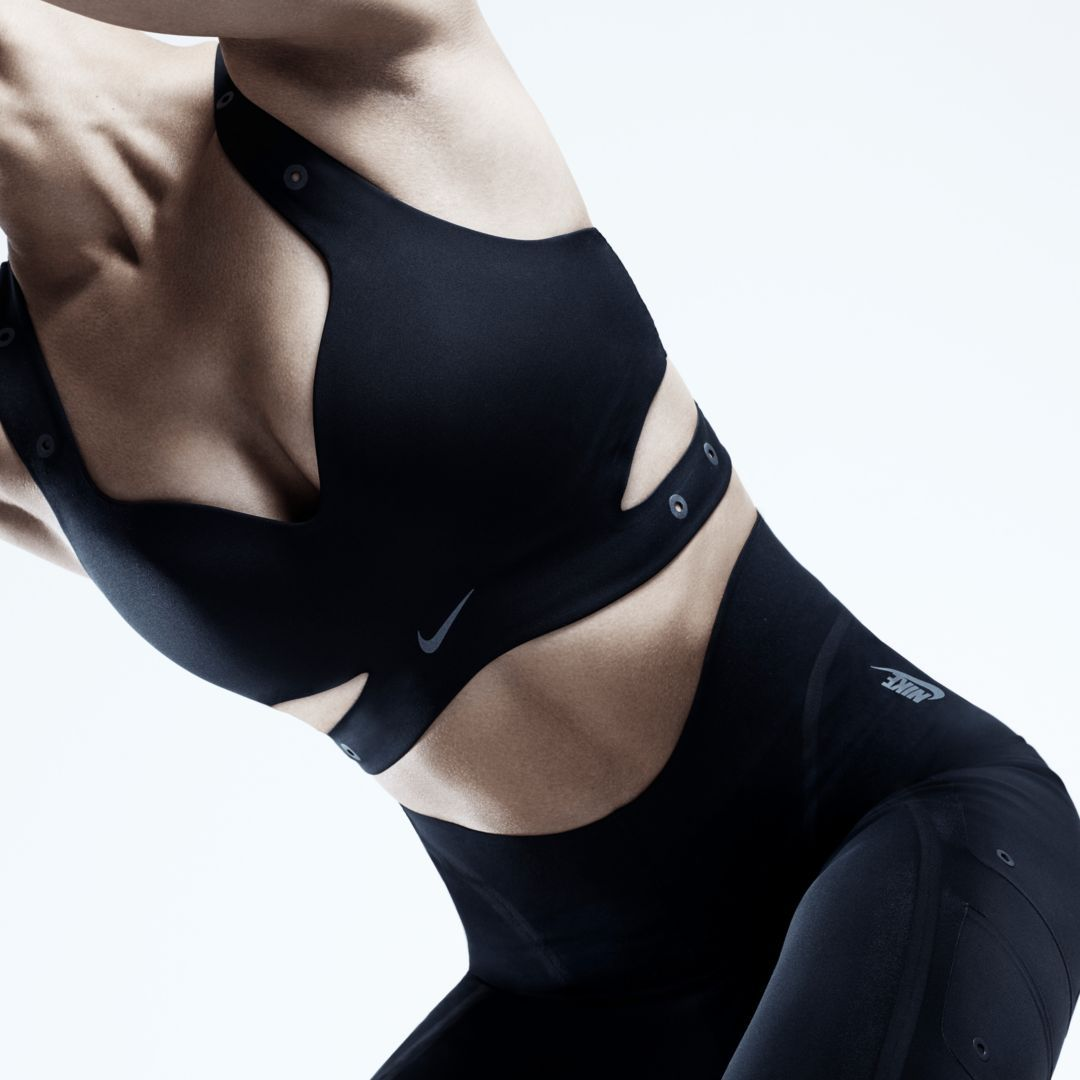 Nike City Ready Women's High Support Sports Bra Size L