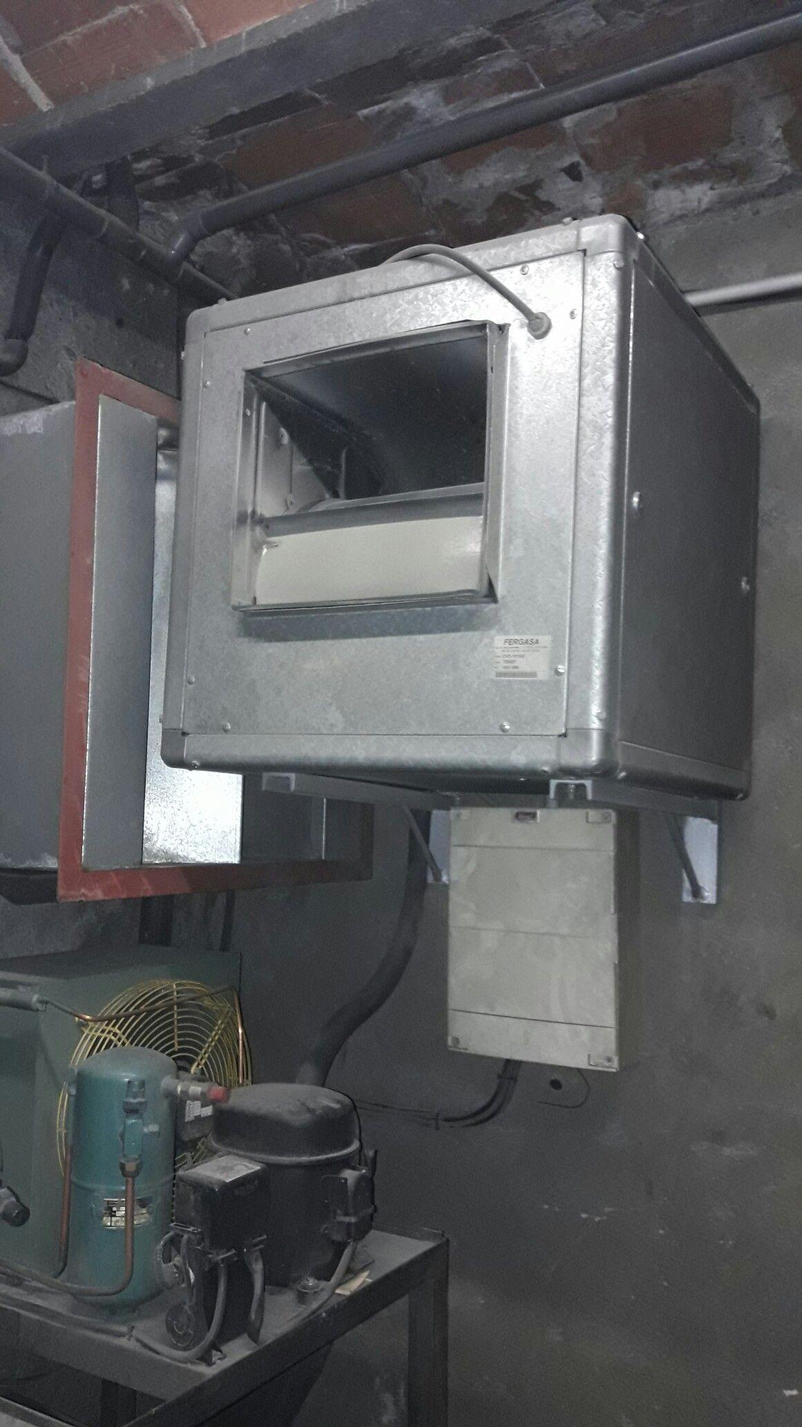 Pin de Equipamentos Refrigeracion Industrial en frío