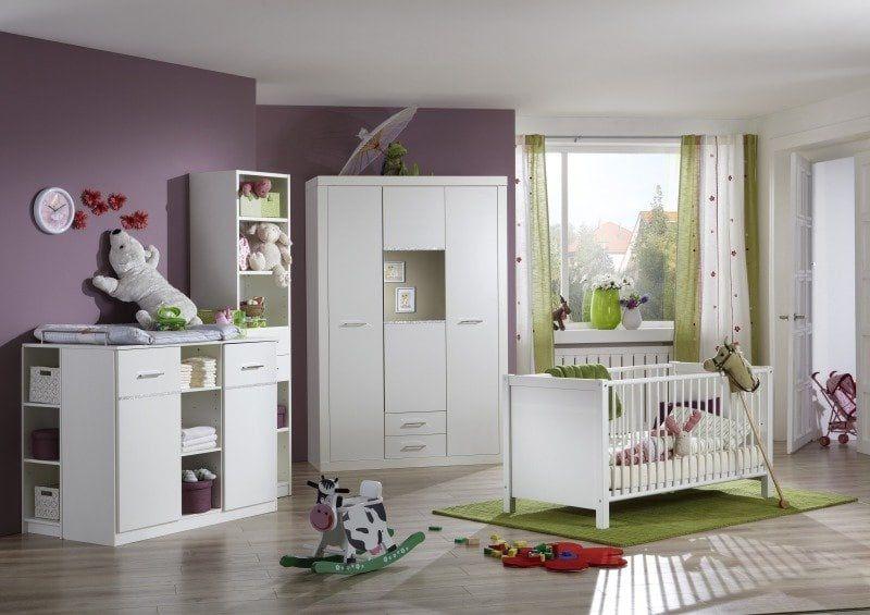 Babyzimmer von Möbel ROLLER auf Schlafen Schränke
