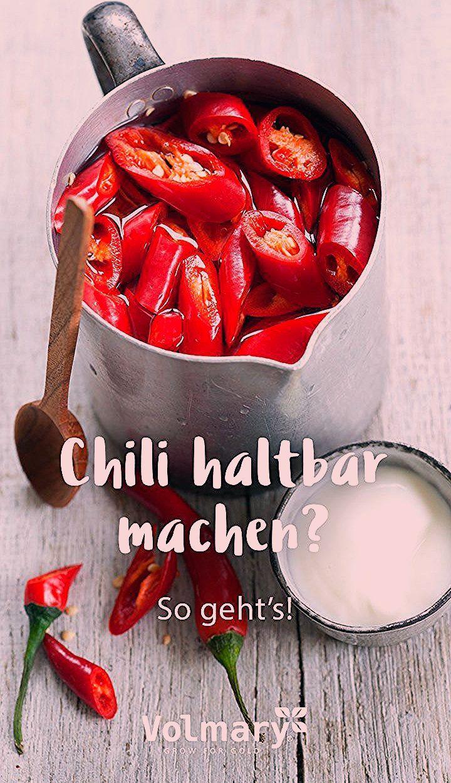 Photo of Drei Wege Chilis haltbar zu machen