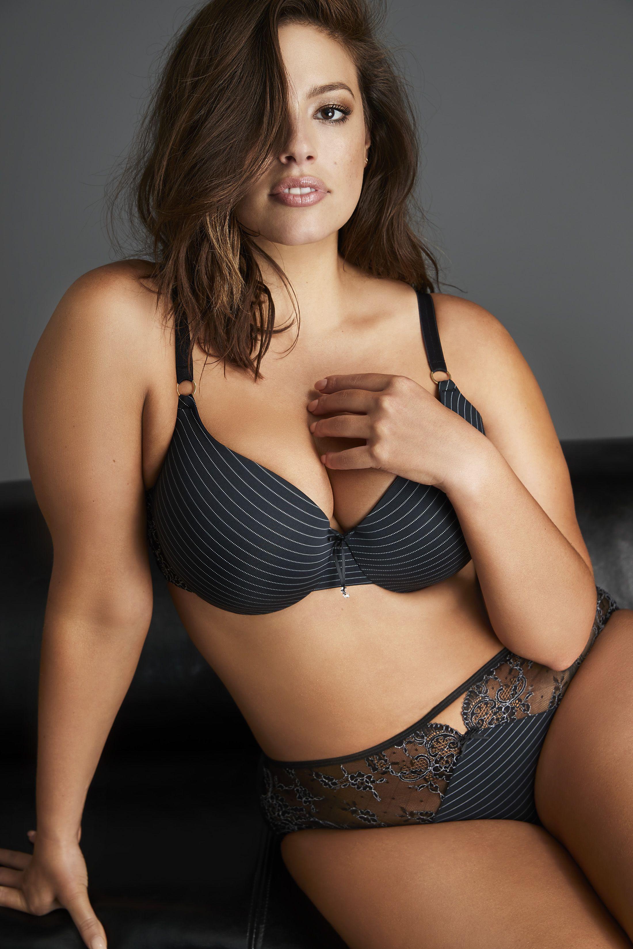 4f5c641ae1630 Shop Ashley Graham s plus size Lingerie for Addition Elle