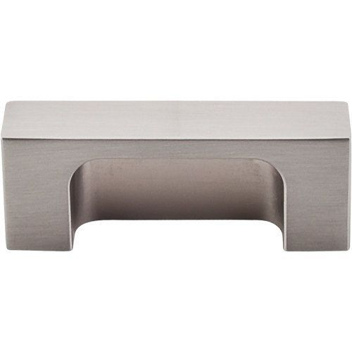 Top S Tk275 Modern Metro 2 Inch Center To Cup Cabinet Pull Brushed Satin Nickel